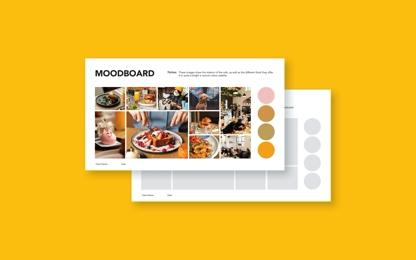 Photography Moodboard
